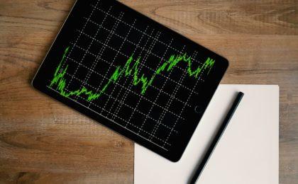 Stocks wachsen