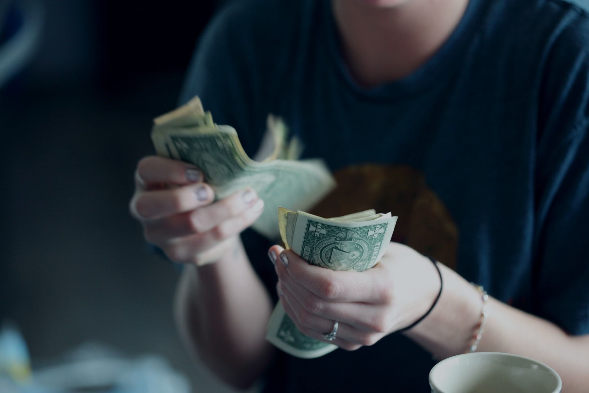 Schwacher Cashflow September?